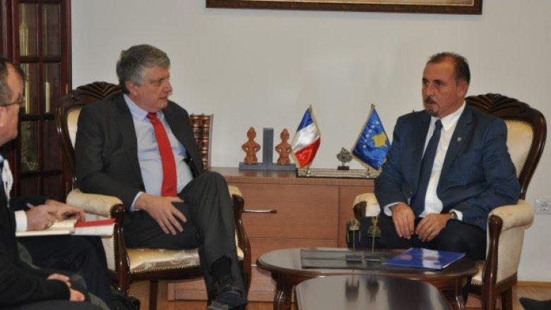 Franca e gatshme për të vazhduar bashkëpunimin policor me Kosovën