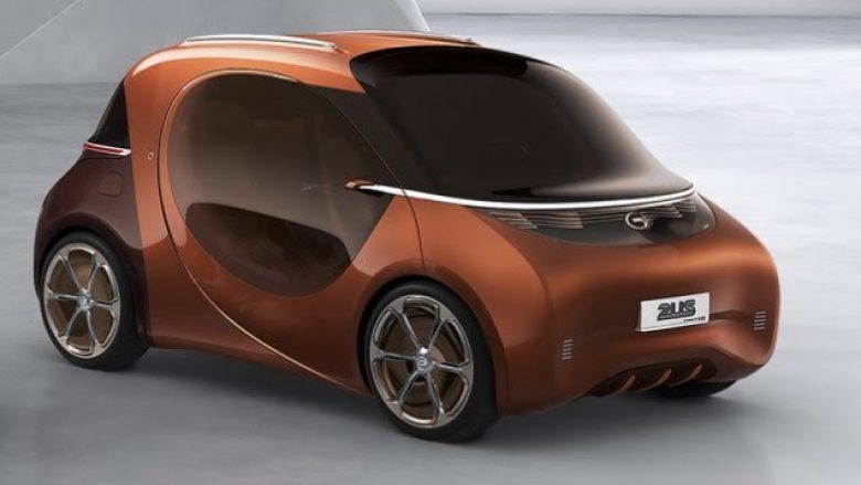 Gjermanët dhe kinezët bashkojnë forcat për veturat e vogla elektrike urbane