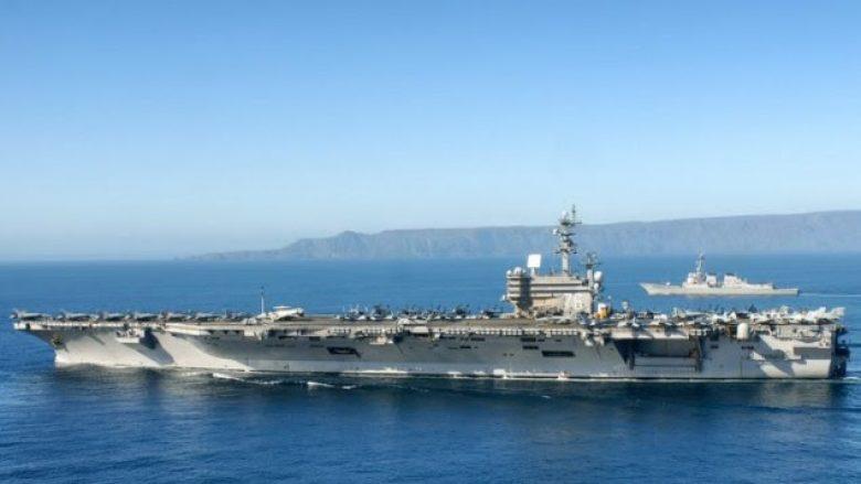 SHBA dërgon anije ushtarake në Detin e Zi, në përgjigje të Rusisë