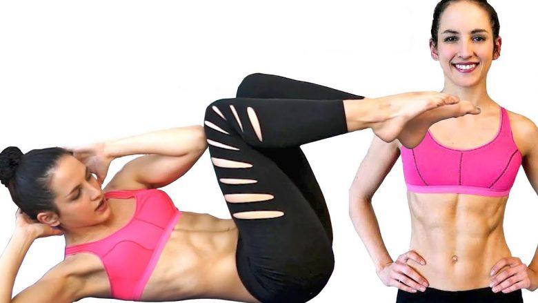 I dini të gjitha ushtrimet për forcim të muskujve të barkut? (Video)
