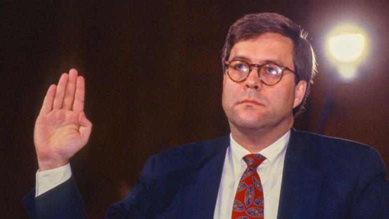 William Barr emërohet prokuror i përgjithshëm i SHBA-së