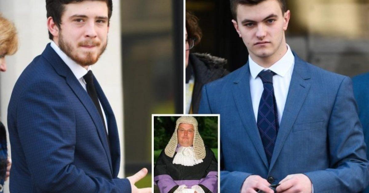Edhe pse u kapën me lëndë narkotike, gjyqtari anglez i falë të rinjtë – e gjitha ndodhi për shkak të drejtshkrimit të tyre