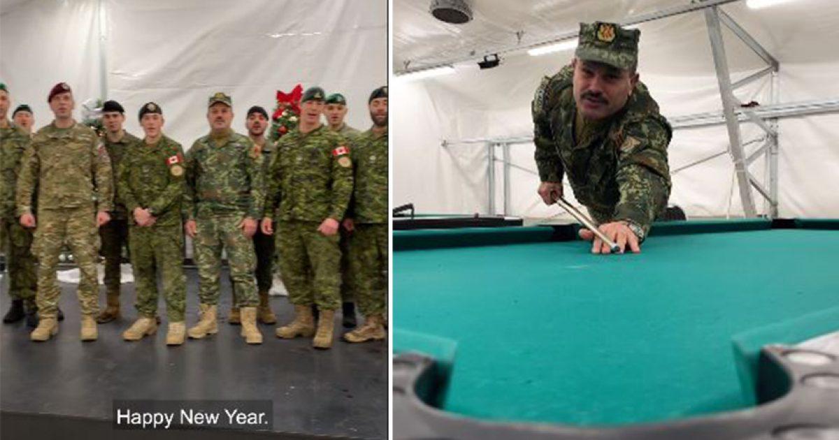 """""""Gëzuar Vitin e Ri"""", NATO uron edhe në shqip 2019 (Video)"""