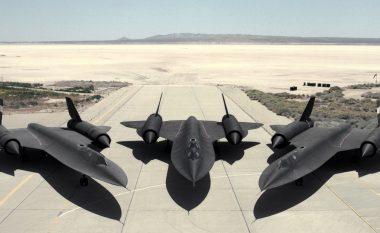 """""""Mbreti i qiellit"""", SR-72 aeroplani ushtarak më i shpejtë në botë (Video)"""