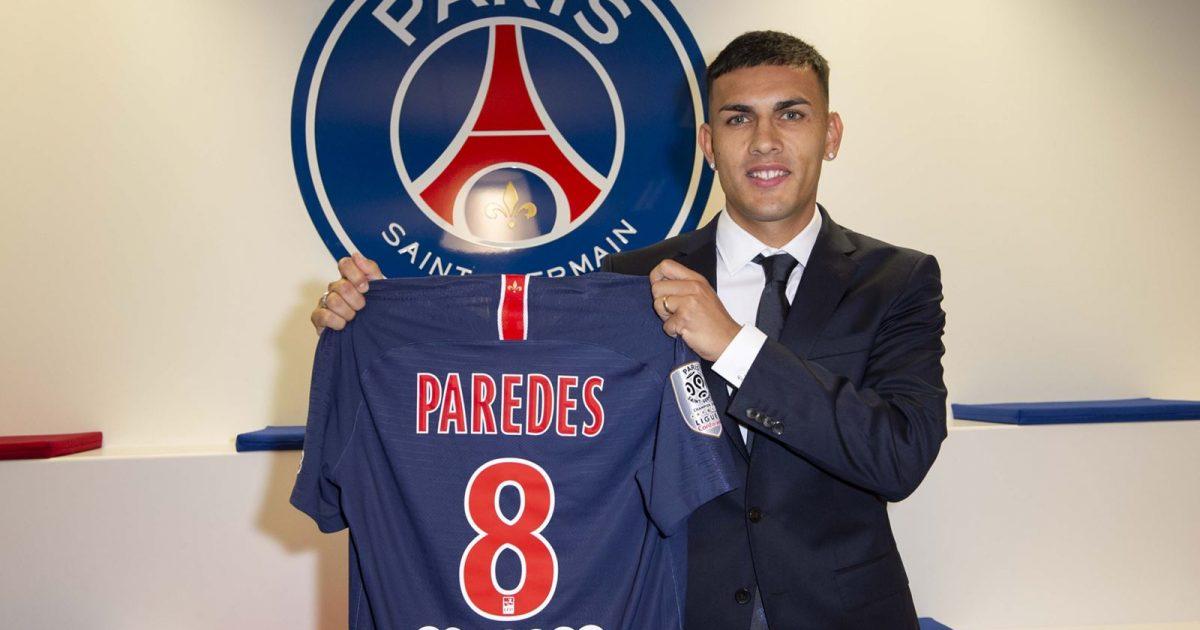 Zyrtare: PSG nënshkruan me Paredesin nga Zeniti