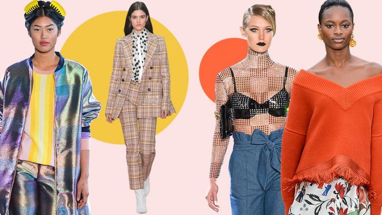 Trendet e modës për pranverën 2019