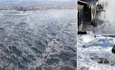 Temperaturat polare, humbin jetën 12 persona në SHBA (Foto)