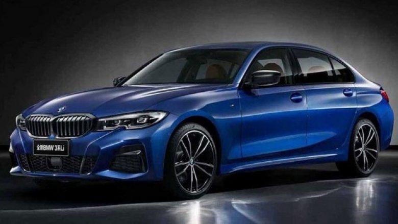 BMW ua plotëson dëshirën kinezëve – zgjat Serinë e re 3 (Foto)