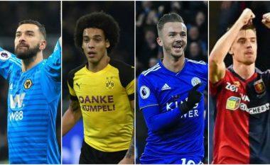 Nga Rui Patricio deri te Piatek: Më të mirët e vitit 2018 që shkëlqyen në sezonin e tyre të parë në top pesë ligat evropiane