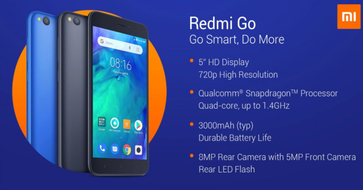 Xiaomi debuton telefonin e ri, Redmi Go