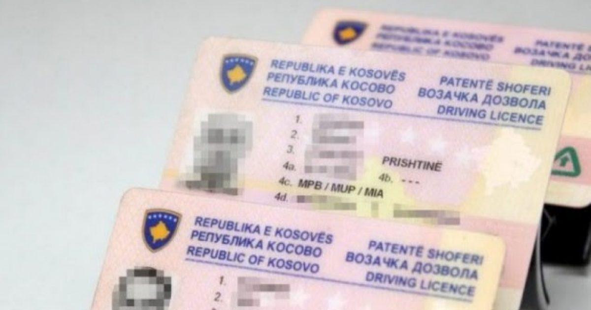 Kosova dhe Maqedonia me marrëveshje për njohjen e patentë shoferëve