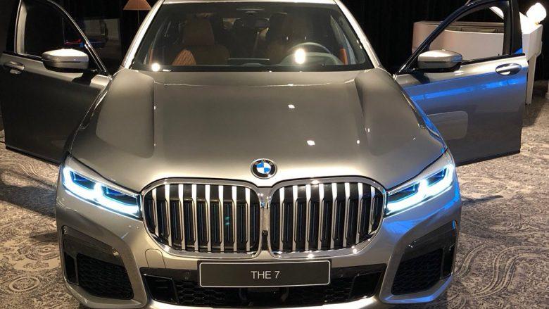 BMW sjell Serinë e 7 të ridizajnuar (Foto)