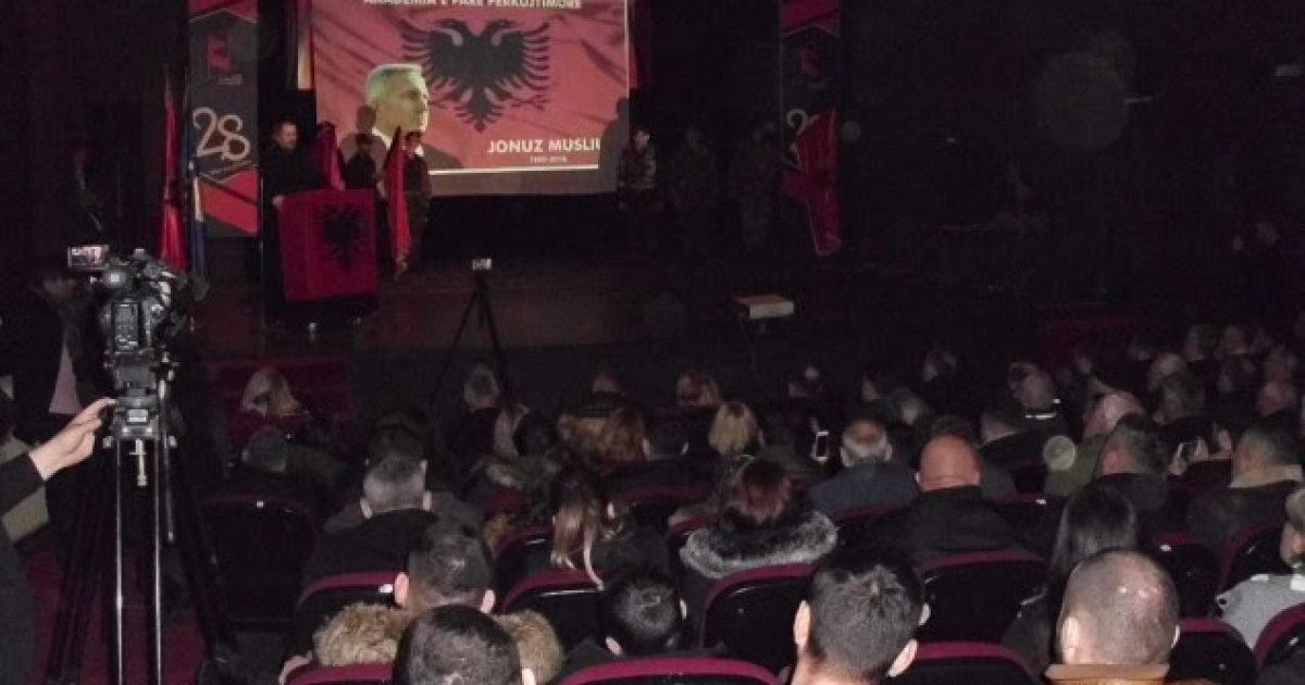 """""""Jonuz Musliu, lideri i luftës dhe paqes"""""""