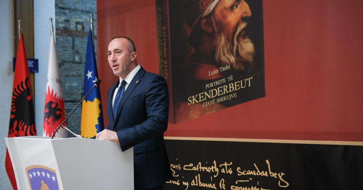 Haradinaj: Skënderbeu hero i porosive për të kaluarën, të tashmen dhe të ardhmen e popullit shqiptar