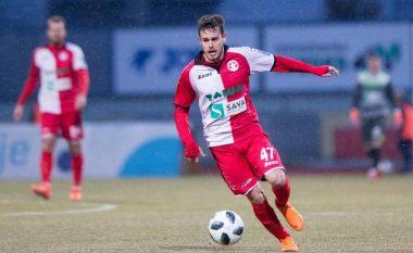 Francesco Tahiraj shumë pranë Dinamo Zagrebit