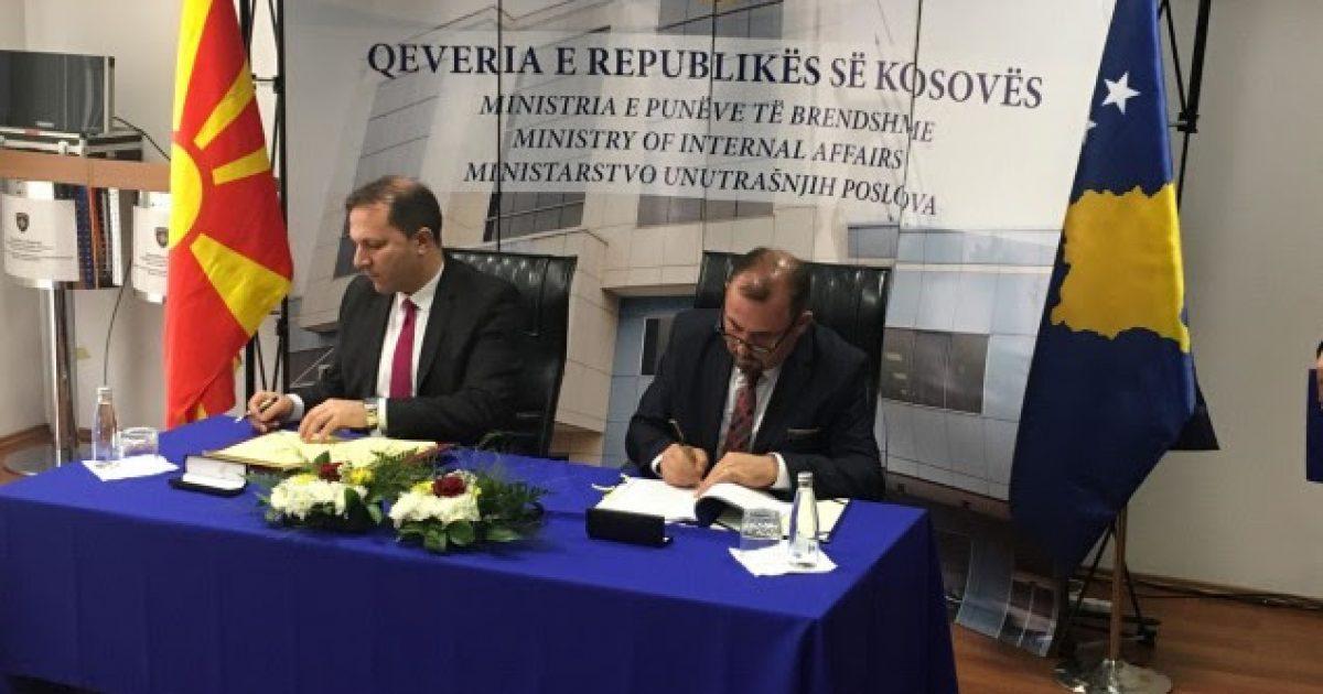 Kosova dhe Maqedonia me marrëveshje për njohjen reciproke të patentë shoferëve
