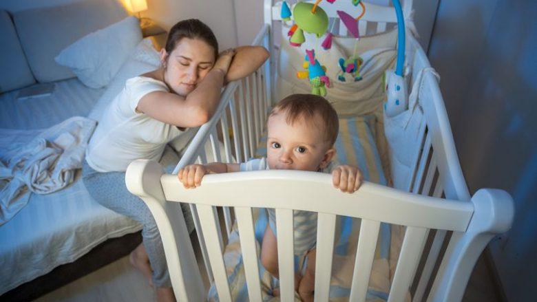 Bebet që nuk ju lënë të flini natën janë shumë më të zgjuara