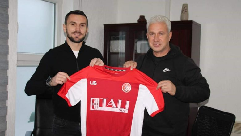 Zyrtare: Gjilani nënshkruan me mesfushorin Semir Hadzibulic