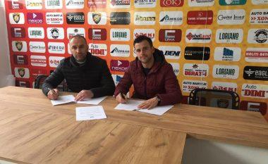 Zyrtare: Ballkani nënshkruan me Dardan Jasharin