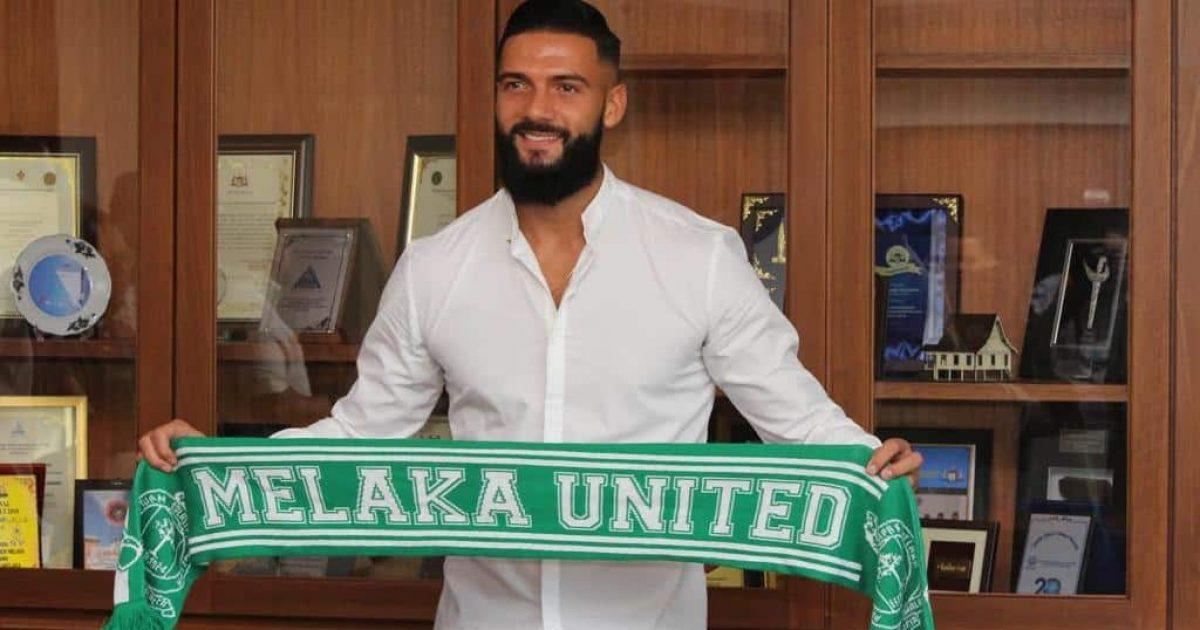 Zyrtare: Liridon Krasniqi vazhdon në Malajzi, tani tek Melaka United