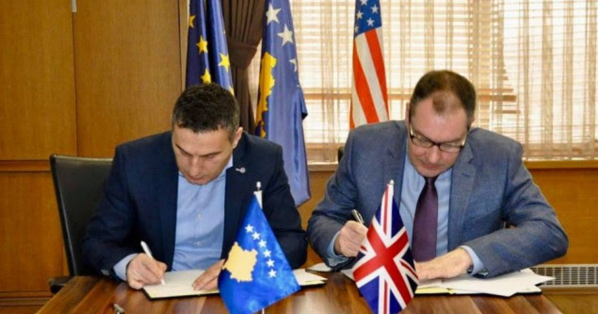 MASHT dhe British Council me Memorandum Mirëkuptimi