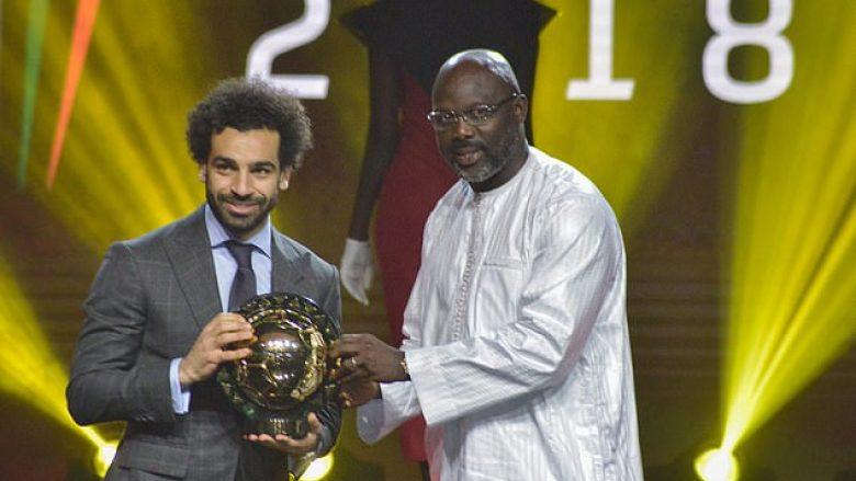 Salah zgjidhet lojtari më i mirë afrikan, zbulohet edhe formacioni më i mirë i vitit