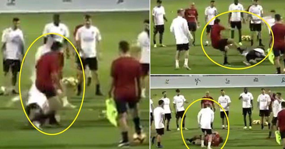 Higuain nuk kursen Gattuson me ndërhyje në stërvitje, por as trajneri italian Romagnolin