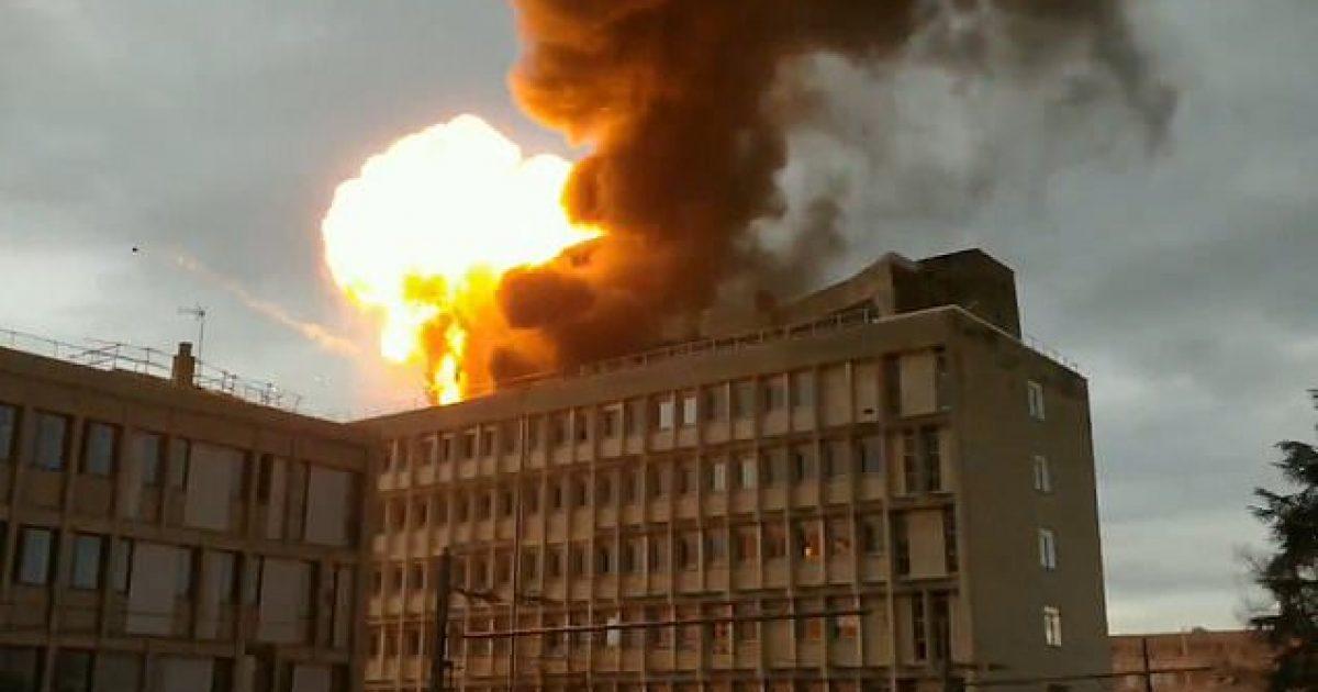 nje-shperthim-i-madh-dhe-zjarr-ne-universitetin-e-lyonit-ka-te-lenduar