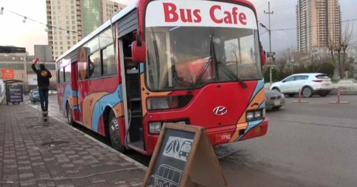 Autobusi ku nuk keni nevojë për biletë, por ka kafe dhe pije tjera të nxehta (Video)