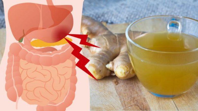 Gjërat e mrekullueshme që i ndodhin trupit pasi të pini çaj xhenxhefili