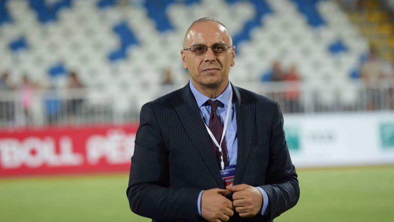 Kreu i FFK-së, Agim Ademi