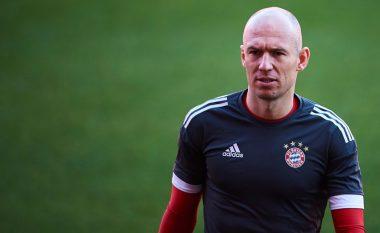 Robben: Liverpooli favorit për të fituar LK-në, por nuk do ta ketë lehtë me Bayernin