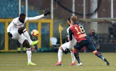 Genoa 0-2 Milan, notat e lojtarëve