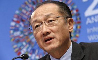 Jep dorëheqjen presidenti i Bankës Botërore