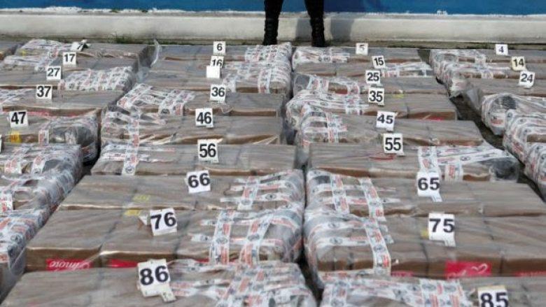 50 tonë kokainë sekuestrohen në Belgjikë