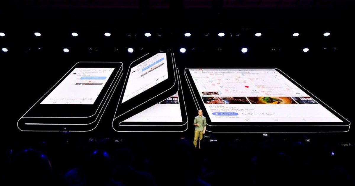 Zbulohen opsionet e ngjyrave të telefonit të palosshëm Samsung