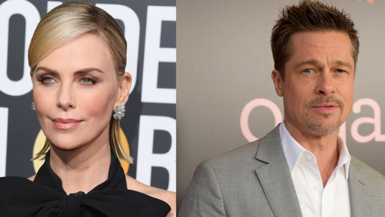 Charlize Theron, Brad Pitt (Foto: Getty Images/Guliver)