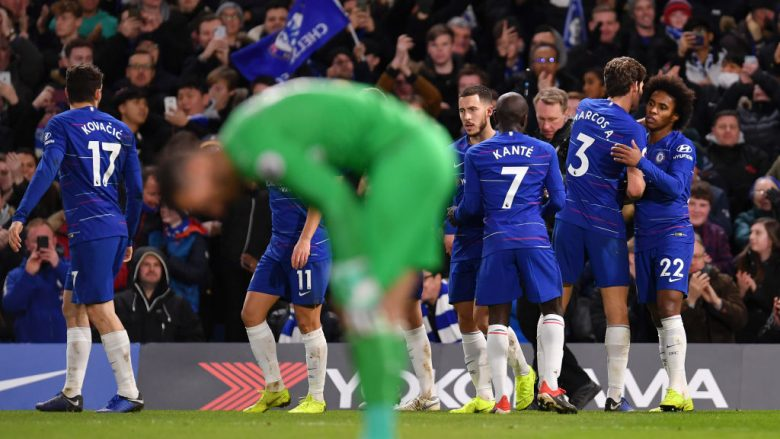 Chelsea (Foto: Justin Setterfield/Getty Images/Guliver)