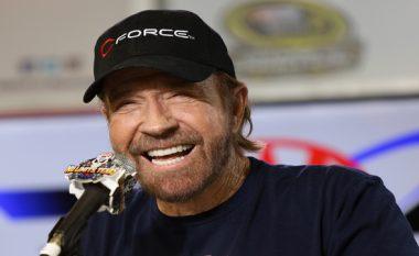 Nuk është barsoletë: Chuck Norris ka vendosur që vërtet të vendosë një rekord botëror