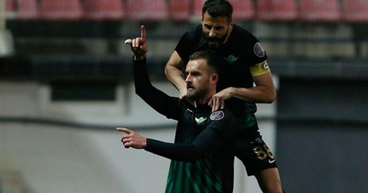 Cikalleshi e nis me gol te Akisarsport, shënon kundër Besiktasit