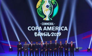 Hidhet shorti për Copa America 2019 - Brazili, Argjentina dhe Uruguai lider të grupeve