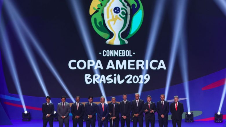 Copa America Brazil 2019 (Foto: Buda Mendes / Getty Images/Guliver)