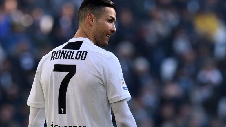Cristiano Ronaldo shpallet futbollisti i vitit në 'Globe Soccer Awards'