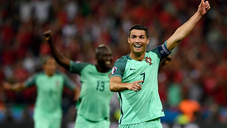 Cristiano Ronaldo (Foto: Stu Forster/Getty Images/Guliver)