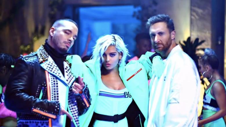 """""""Say My Name"""" e Bebe Rexhës, David Guettës e J Balvinit arrin 200 milionë shikime në YouTube"""