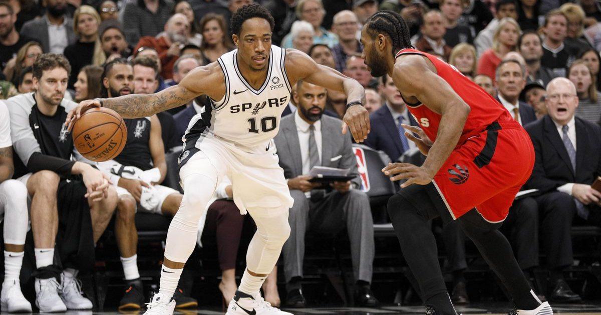 San Antonio fiton bindshëm në rikthimin e Leonardit si lojtar i Torontos