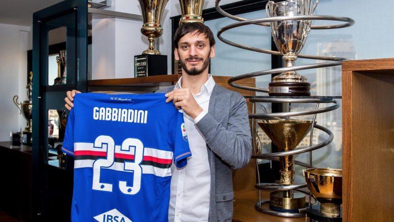 Zyrtare: Manolo Gabbiadini kthehet në Serie A, nënshkruan me Sampdorian
