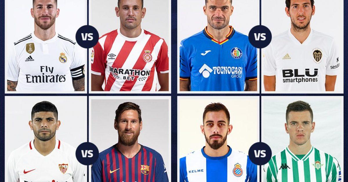 Hidhet shorti i Kupës së Mbretit, ndeshja kryesore Sevilla – Barcelona