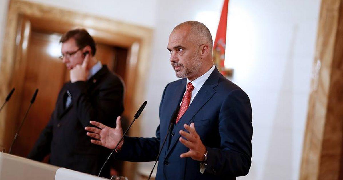 Vuçiq më 7 e 8 mars në Shqipëri