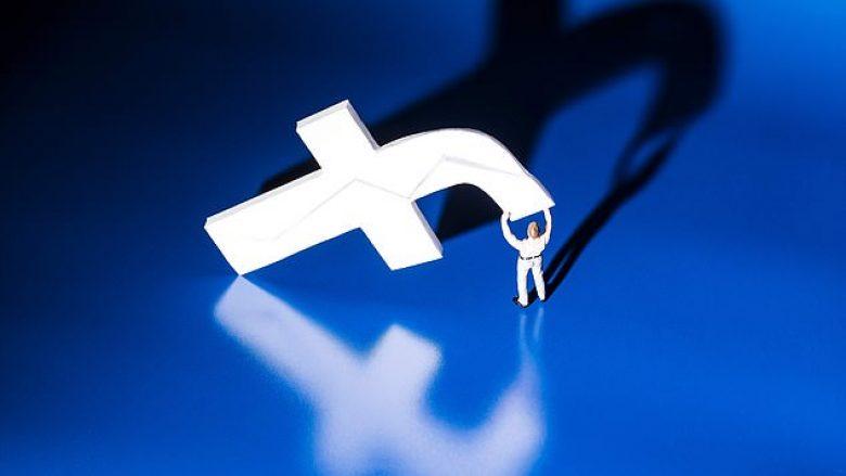 Ndëprerja e Facebook ndodhi për shkak të konfigurimit të serverit